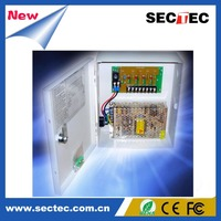 fuse type: glass(Default)or PTC, CCTV power supply box Camera Accessories