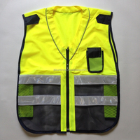 Motorcycle Hi Vis Reflective Safety Jackets