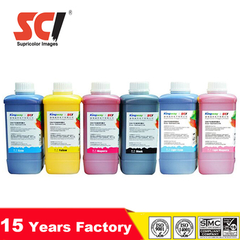High quality no plug nozzle compatible epson DX4 DX5 DX6 DX7 Piezo Large Format Printer eco solvent ink