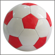 size 2 Eco-friendly Foam Leather mini Children football with hanging PVC bladder soccer ball