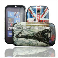 Customer design diy phone case decoration for Nokia Lumia 510