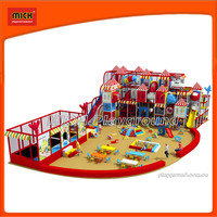 Indoor Commercial Playgrounds, Indoor Safe Playground Amusement (3037A)