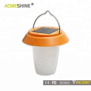 IP54 Portable Solar Camping Hiking Fishing Tent Night Light Lamp Lantern Wall Lamp with Hanger Two Modes