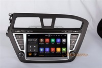Android7.1 Quad Core Car DVD Player GPS Navigation for HYUNDAI I20 2014 2015 2016 Auto Radio GPS Multimedia System Radio Player