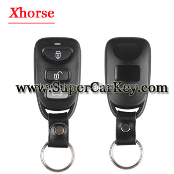 High Quality Xhorse VVDI2 Universal Remote Key 3 Buttons for Hyundai Type