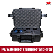 China supplier 2015 hot new products waterproof durable hard plastic tool box for electronics