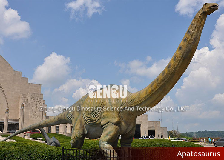Outdoor Venue High Quality Model Dinosaur Action Figures