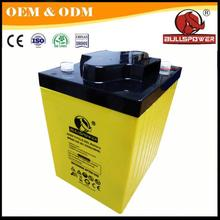maintenance free rechargeable usage 12V 8 volt 6v golf cart battery 28ah