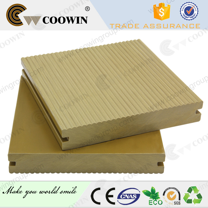 Wood plastic composite manufacturer asia Qingdao COOWIN