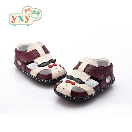 wholesale baby shoes in bulk flat leather baby shoes sandals for kids
