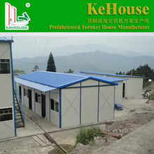Low cost one floor modular prefabricated dome house price designs from china