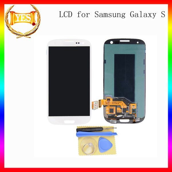 4 Inches Wholesale Lcd Screen Replacement Black Color Lcd For Samsung S3 I9300