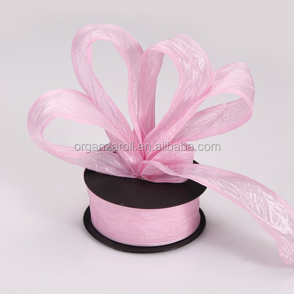 2015 Wholesale Gift Boxes Packing Ribbon Red Outdoor Christmas Celebrate It Ribbon