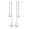 5.4g Tryme Jewelry sterling silver seashell pearl earring wire