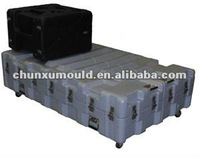 customer design available aluminum rotomoulding tool box