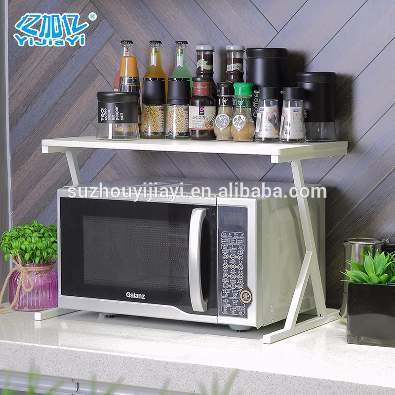 China manufacturer microwave oven storage rack With Long-term Service