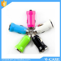 Single 5V 1000mA output car charger, Japan High quality usb car charger