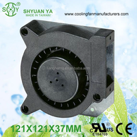 Small Size Centrifugal 12V DC Brushless Blower Fan