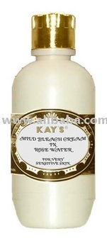 Kay's Mild Bleach Cream In Rose Water