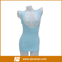 Candy color Seamless breathable sexy soft women slimming tank top women body shaper with varvious style