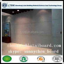Best price calcium silicate board and middle density