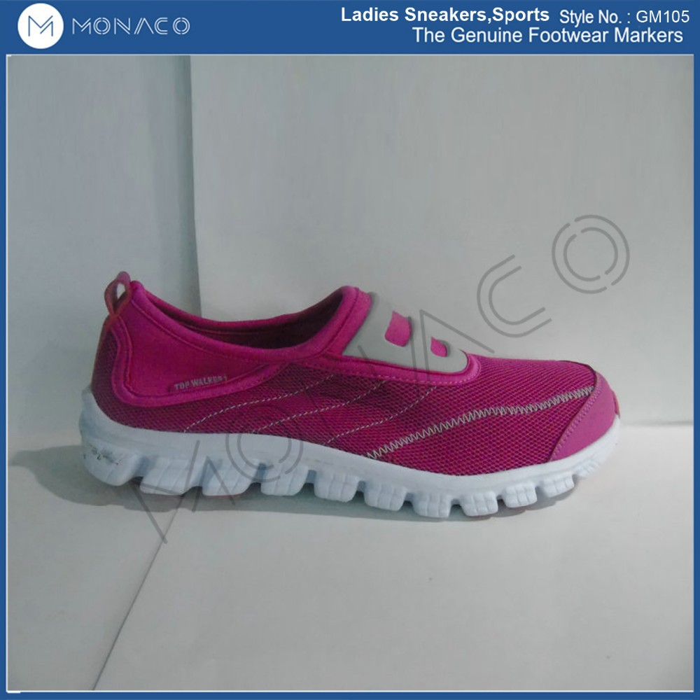 ladies light comfortable running walking shoes, women cheap sport shoes, ladies sneaker shoes