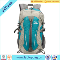 China supplier best selling canvas mountain-climbing backpack