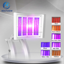 Best effect face led light therapy machine led face mask by Bestview