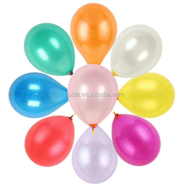 Custom your Logo latex balloons foil balloons helium for promotion advertisement