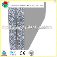 Shandong Building Machinery Equipment Wall Concrete Moulds Panel Making Machine Equipment For Small Business