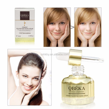 QBEKA Recover Skin to Clear White Polypeptide Fading Serum