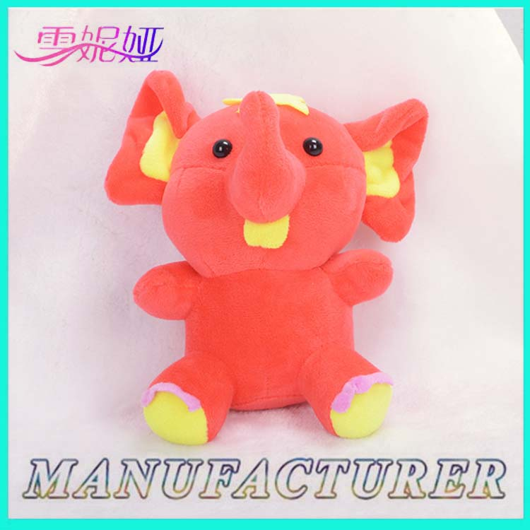 2016 New Stuffed Big Elephant Plush Toys With Big Ears