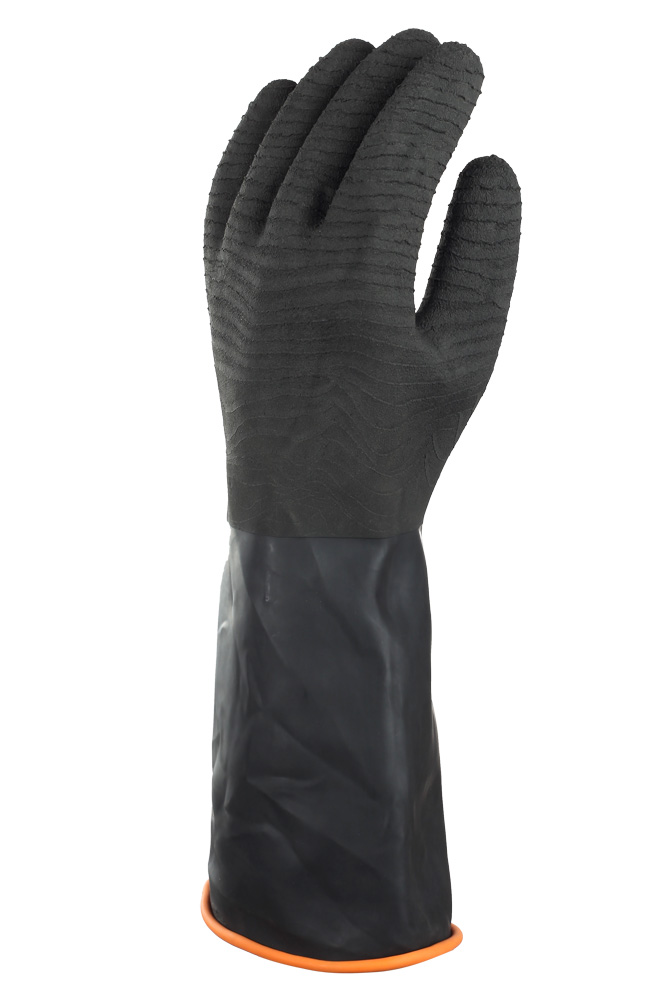 Manufacture heavy industry gloves For Rubber Industry