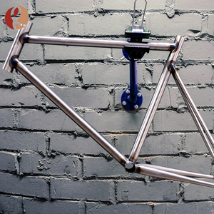 China Gr9 Titanium bike frame MTB 29ER price per pcs