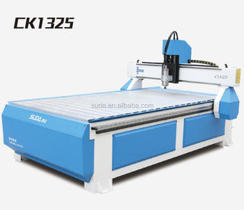 SUDA WOOD CNC ROUTER FOR MDF,PVC,ACRYLIC ,CK1325