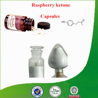 Best Selling Products Raspberry Ketone Powder Capsules for Weight Loss