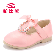 HOBIBEAR sweet little girl shoes christian sweet girl shoes with diamond