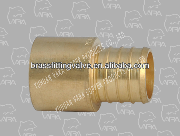 202-09 gi pipe fitting (BRASS MALE SWEAT ADAPTER(BARB X MALE SWEAT)FTG.(LEAD FREE)
