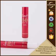 Customized Labeling Salable Natural Flawless Skin Cream Red Tube Cartoon
