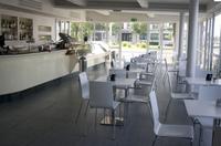 Acrylic solid surface furniture reception desk,composite granite countertops