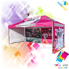 custom heavy duty steel pop up tent foldable tent canopy for promotion event