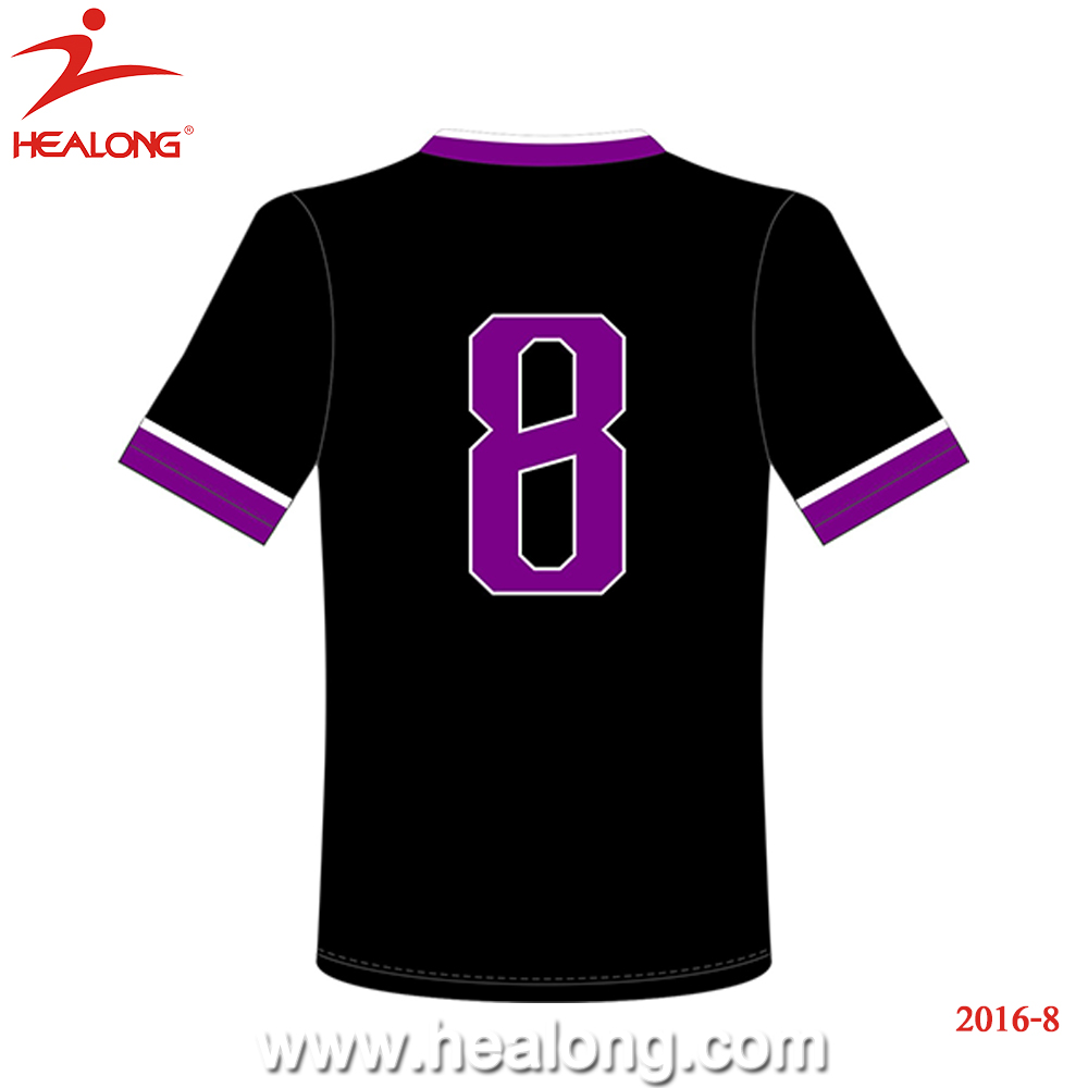 OEM Man Soccer Jersey Sublimation Any Team Logo Football Jersey Cheap Soccer Uniform