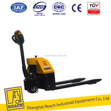 Top quality cheap price electric pallet railroad truck