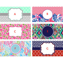 Wholesale New Designer Lilly Pulitzer Custom License Plate