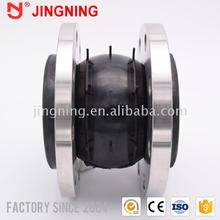 Factory Supply carbon steel PN 16 Single Sphere rubber Bellow expansion joint for PVC Pipe Fitting