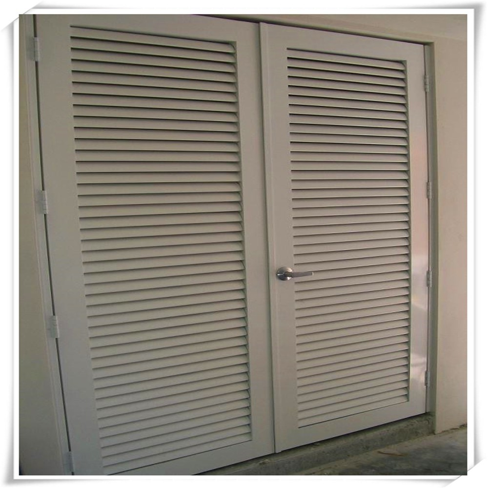 Aluminum Louvered Exterior Doors Home Design