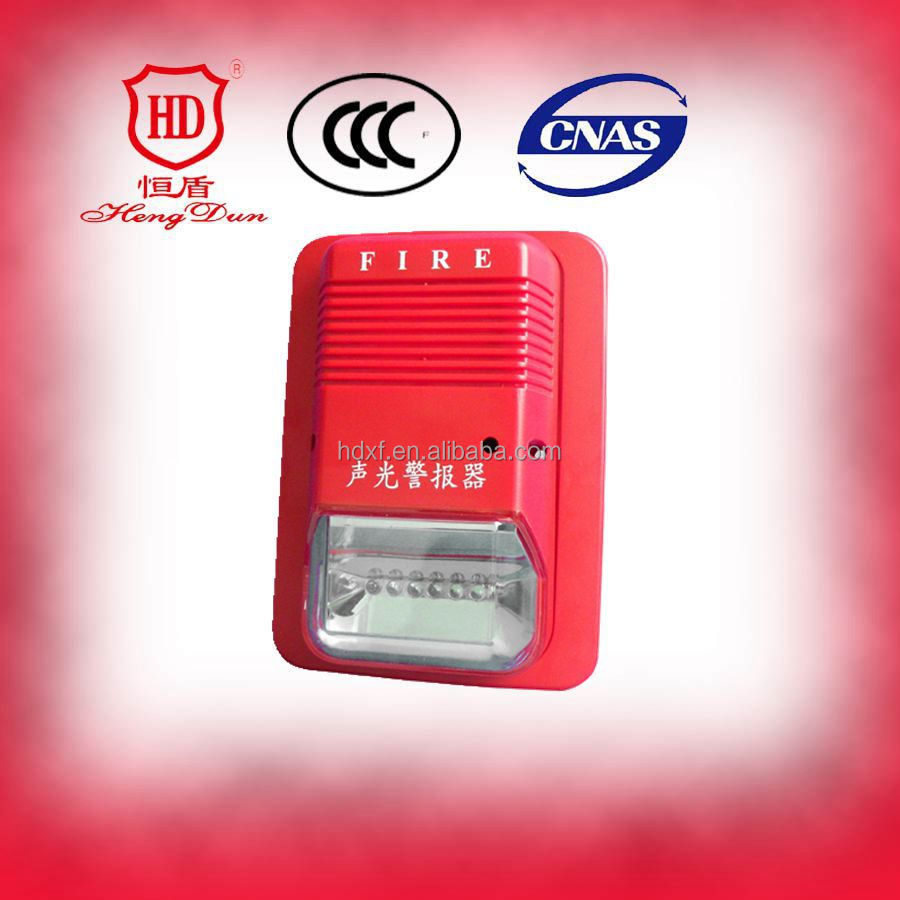 fire alarm strobe lights