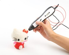 016 new electronic product 3D Pen popular kids toys