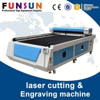 Funsun Laser Cutting Parts Metal Cnc
