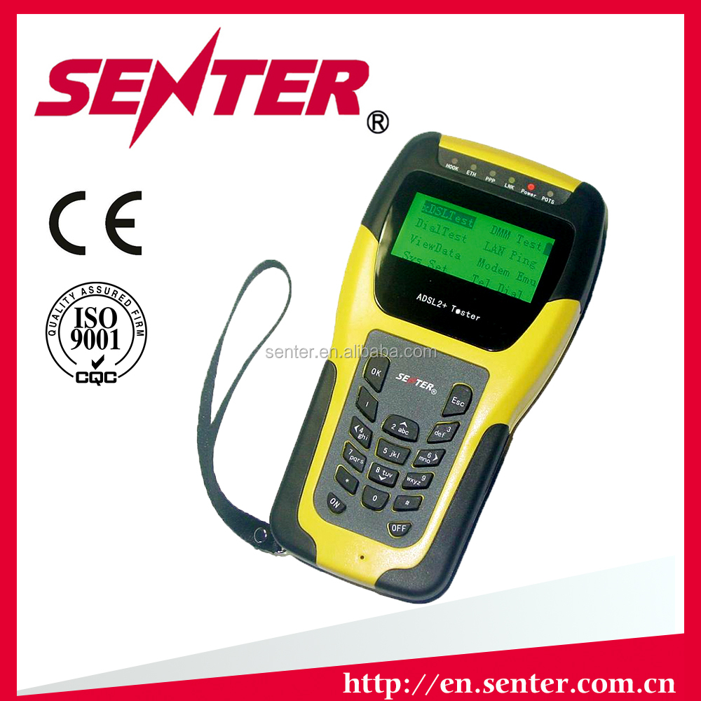 ST332B Basic Handheld VDSL2 Tester/SENTER/with DMM test/WAN&LAN test line